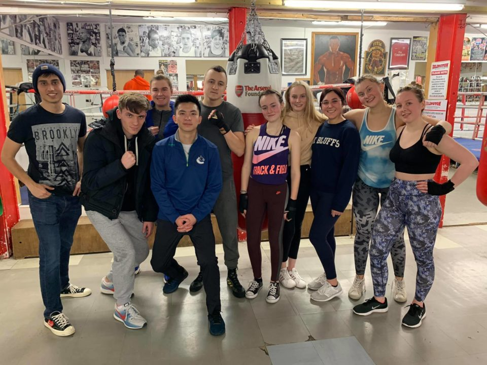 NCH Amateur Boxing Club